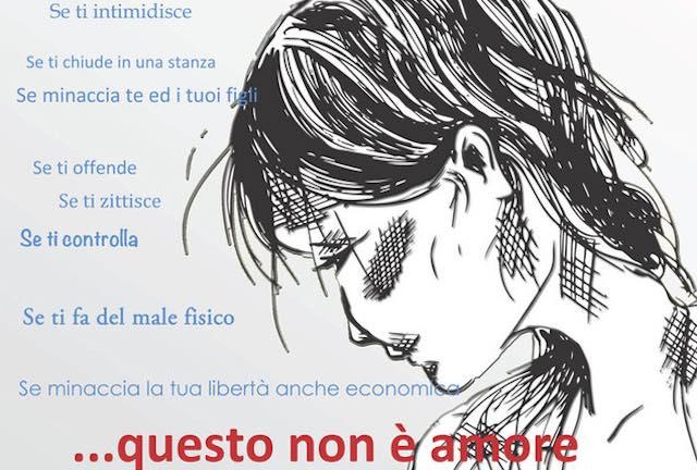 """""""Questo non è amore"""": la campagna della Polizia di Stato contro la violenza di genere"""