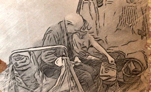 A Villa Serena i nonni insegnano gli antichi mestieri