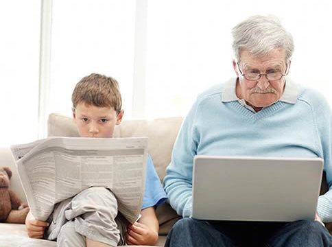 """Vetrya e Unla insieme per """"Nonni su internet"""". Al via ad Orvieto la prima edizione per la lotta al divario digitale nella terza età"""