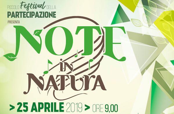 """Successo di pubblico per la seconda edizione di """"Note in Natura"""""""