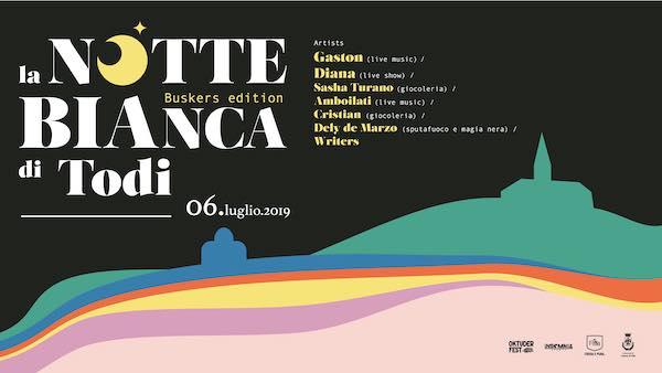 """Musica, giocoleria e visite sul campanile ne """"La Notte Bianca di Todi"""""""