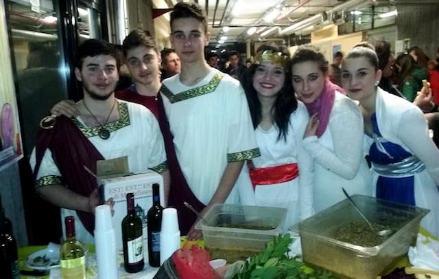"""Al """"Dalla Chiesa"""" si accende la Notte Nazionale del Liceo Classico"""