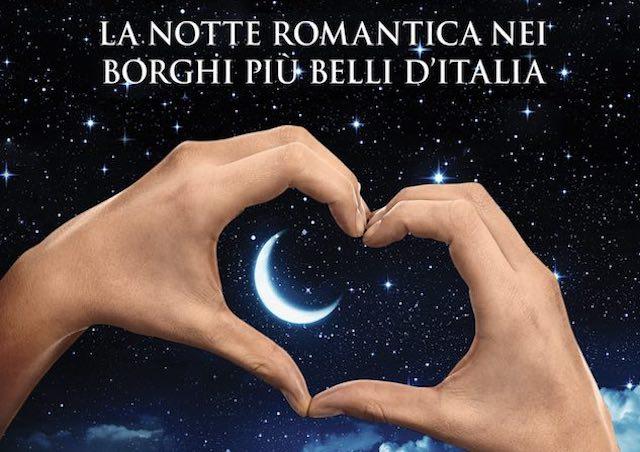 """La Notte Romantica ne """"I Borghi più belli d'Italia"""" accende il Solstizio d'Estate"""