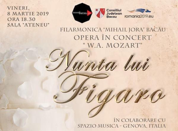 """In scena a Bacau """"Le Nozze di Figaro"""", Lisa Pietrini è Barbarina"""
