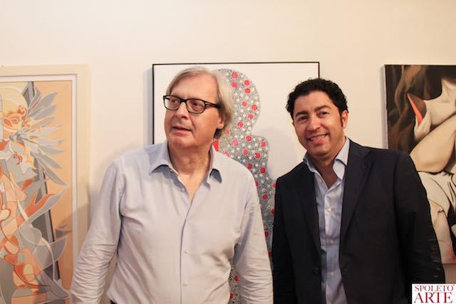 """Festival dei Due Mondi, """"Spoleto Arte"""" con Vittorio Sgarbi porta artisti da tutto il mondo"""