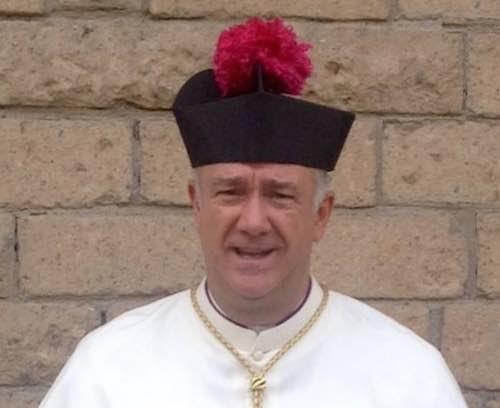 Il messaggio di monsignor Marco Nunzi, priore di delegazione