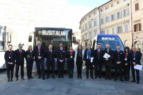 Presentati 83 nuovi autobus per il trasporto urbano, extraurbano e turistico