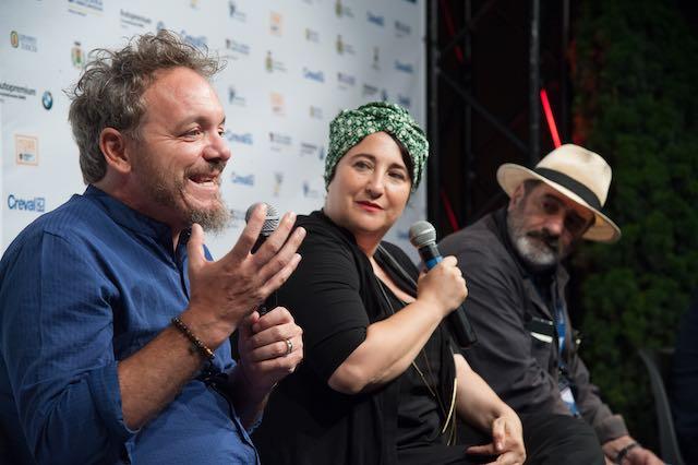 """Corrado Nuzzo e Maria Di Biase show ad """"Est Film Festival 2018"""""""