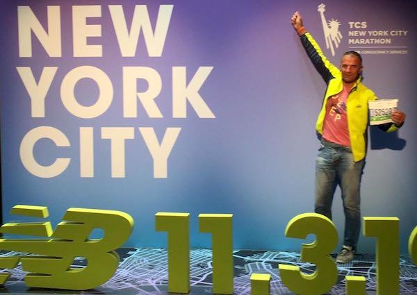 Umberto Ponticelli porta Montemerano alla Maratona di New York