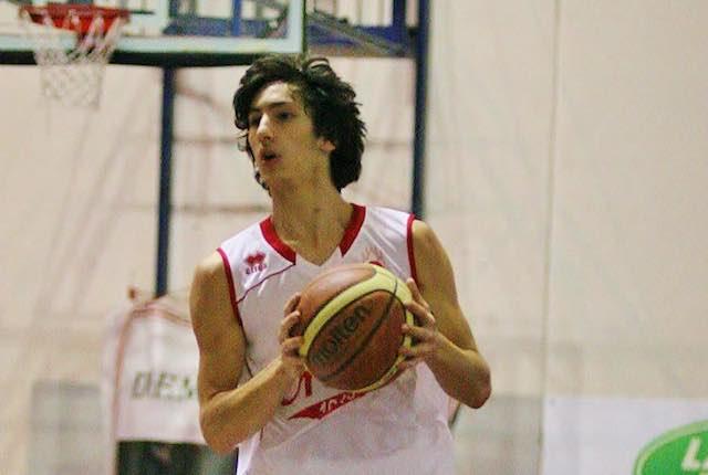 Turno infrasettimanale per la Vetrya Orvieto Basket