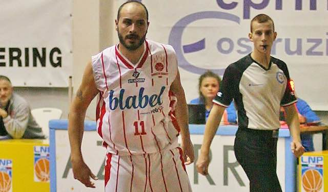 La Vetrya Orvieto Basket attende il Basket Bastia al PalaPorano