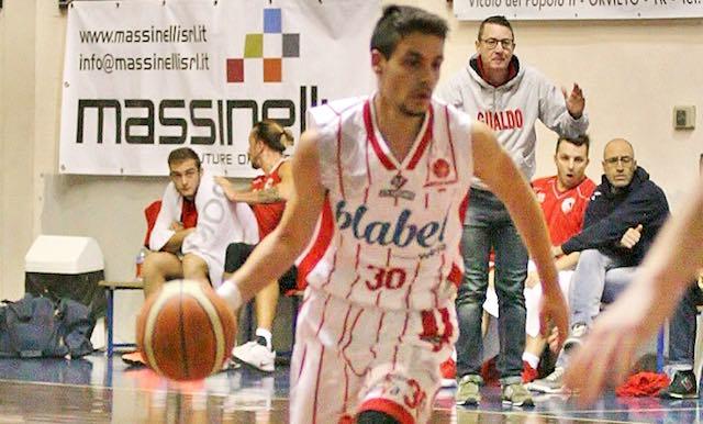 Vetrya Orvieto Basket batte il Basket Gualdo e torna al successo