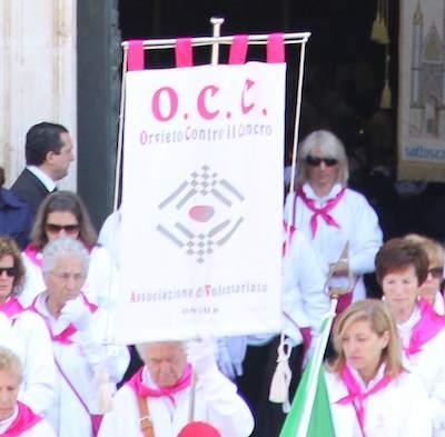 """Nel fine settimana """"Orvieto contro il cancro"""" è in campo per far volare la speranza"""