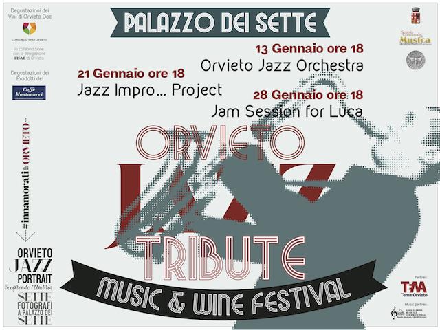 Orvieto Jazz Tribute, omaggio al jazz orvietano