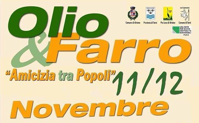 """""""Olio & Farro"""". Assaggi, degustazioni e spettacoli nel Castello"""