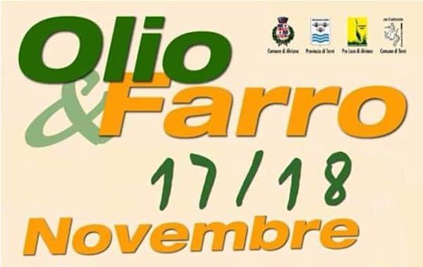"""Torna """"Olio & Farro"""". La manifestazione è pronta a fare 13"""