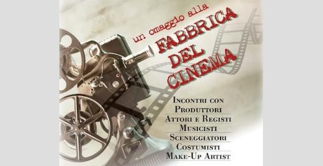 """""""La Fabbrica del Cinema"""". Tre giorni al Teatro degli Avvaloranti, aspettando il festival"""