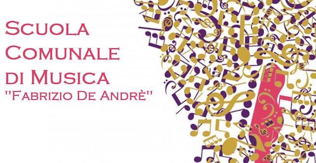 """Open Day alla Scuola Comunale di Musica """"Fabrizio De André"""""""