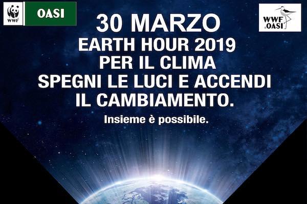 """All'Oasi WWF Lago di Alviano torna l'appuntamento con """"L'Ora della Terra"""""""