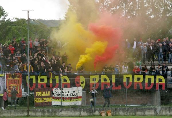 Il sogno della Pro Ficulle s'infrange sul campo della Tiber