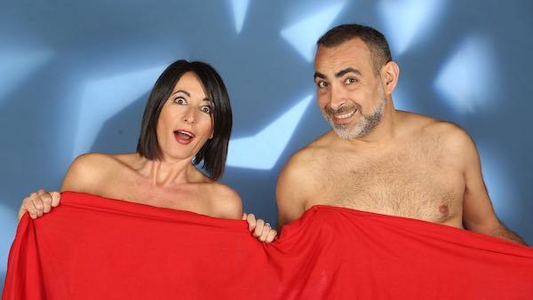 """Fiona Bettanini e Diego Ruiz al Teatro Boni per """"Orgasmo e Pregiudizio"""""""