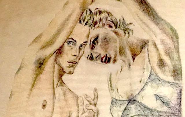"""Alla Cava va in mostra """"La Piccola Bottega degli Orrori o gli Angeli visti da Orietta"""""""