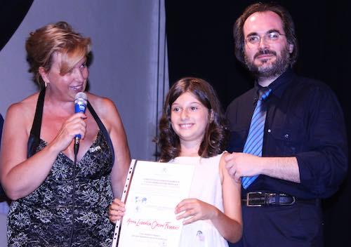Fidapa premia l'arte. Borsa di studio ad Anna Ludovica Orsini Federici