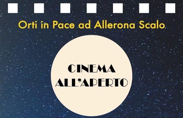 """""""Orti in Pace"""", cinema all'aperto. Nove pellicole su ambiente e immigrazione"""