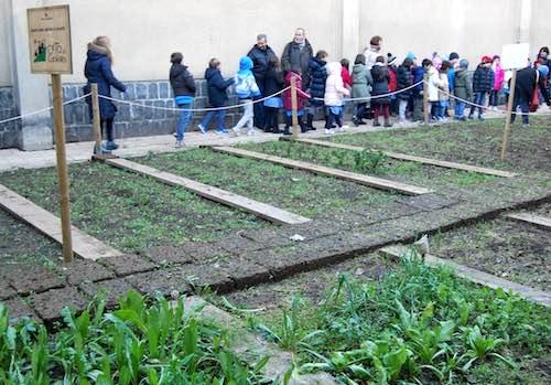 Giornata degli Alberi. Inaugurato un ulteriore spazio nell'orto in condotta di Piazza Marconi