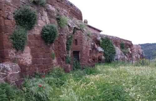 Raccolta firme del FAI di Orvieto per l'Orto Medievale di San Giovenale come Luogo del Cuore 2014