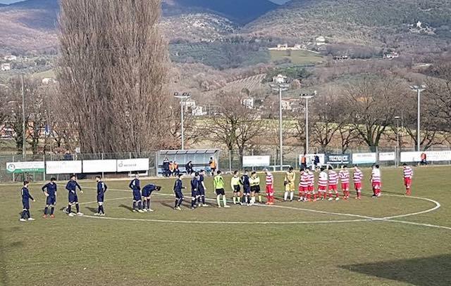 Orvietana sconfitta con onore a Massa Martana