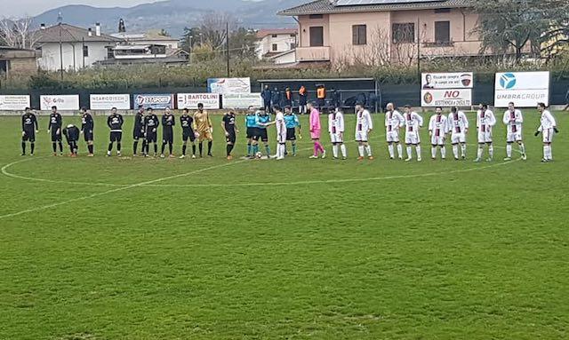Orvietana sottotono, dominata dal Cannara