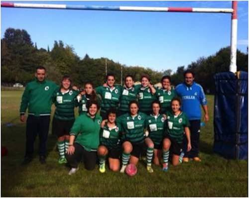 Orvietana Rugby femminile in lotta per la finale Elite della Coppa Italia
