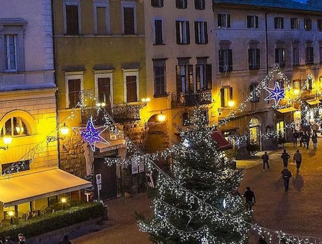 """""""A Natale regalati Orvieto"""". Tutti i motivi per trascorrere qui le feste"""
