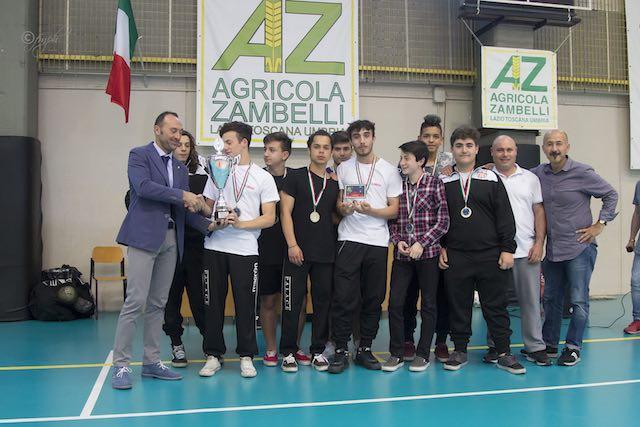 Orvieto Fc. Secondo posto per la Categoria Juniores alla Coppa Umbria