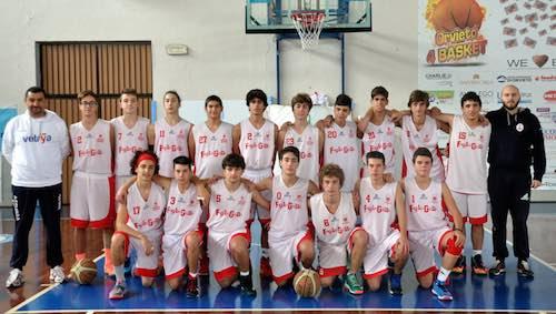 Orvieto Basket. La dea bendata aiuta l'U17, ad Assisi bene l'U14