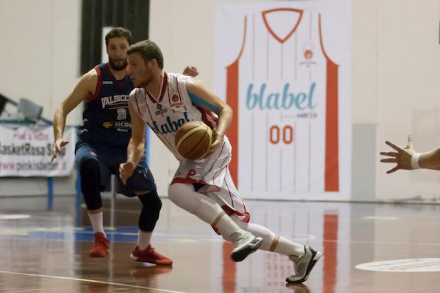 Vetrya Orvieto Basket: nulla da fare contro la capolista