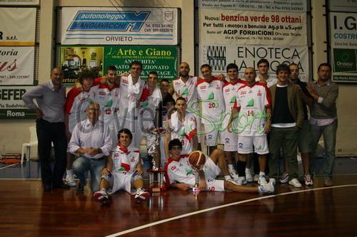"Orvietana sconfitta al Muzi, all'Orvieto Basket il Trofeo ""Telematica"""