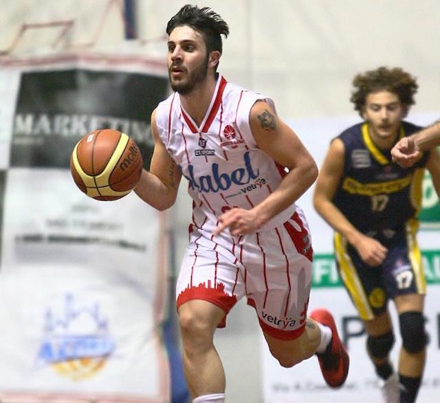 Per la Vetrya Orvieto Basket esordio a Todi