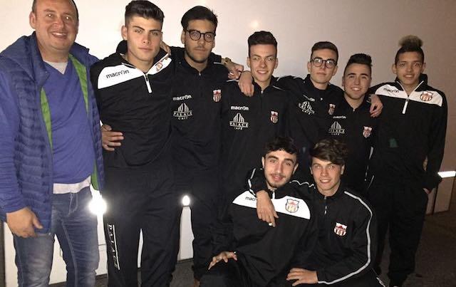 Dieci orvietani al Torneo delle Regioni di Calcio a 5