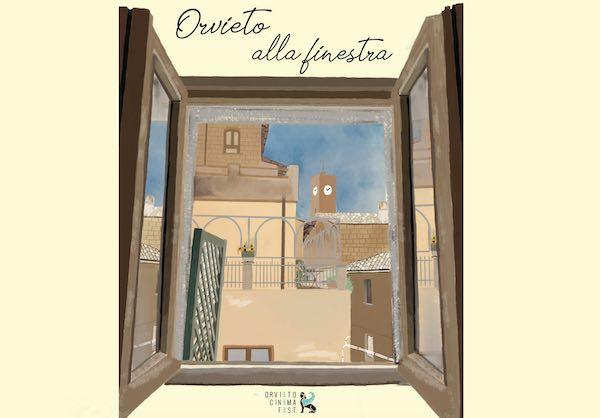 """""""Orvieto alla finestra"""". Un video collettivo per raccontare insieme una città inedita"""