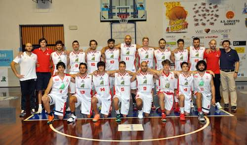 Dopo l'en plein nelle giovanili l'Orvieto Basket attende Gualdo Tadino