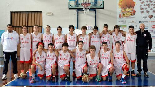 Rivalsa in casa per l'Orvieto Basket under 17 contro Spoleto