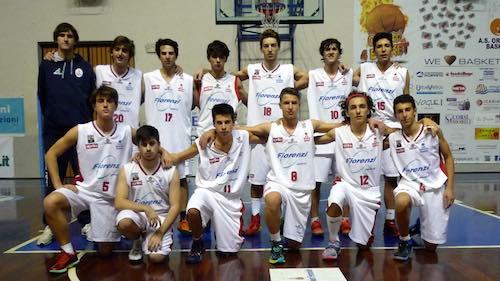 Orvieto Basket under 19 incappa in una spiacevole sconfitta contro la neonata Atomika Spoleto