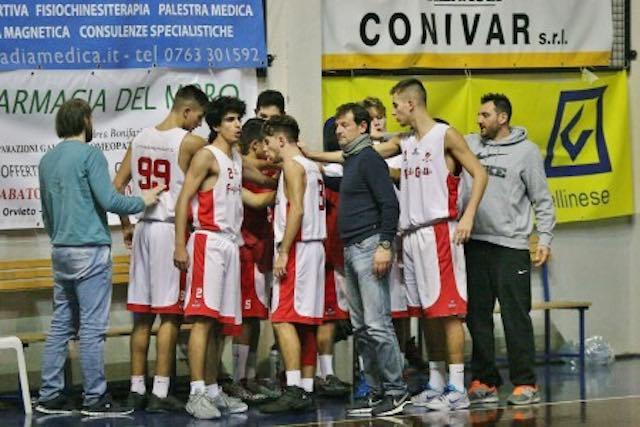 Si seperano le strade di Giuseppe Zannini e Orvieto Basket
