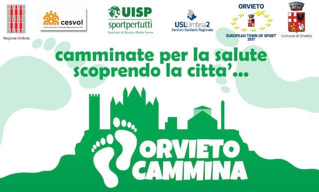 """Al Palazzo dei Sette si presenta alla città il progetto """"Orvieto Cammina"""""""