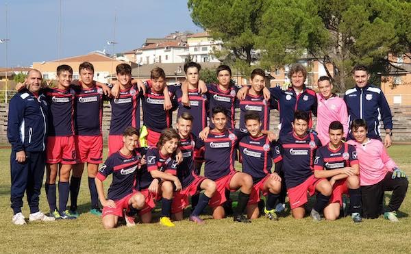 Orvieto FC, i Giovanissimi 2004 in vetta al Campionato Provinciale