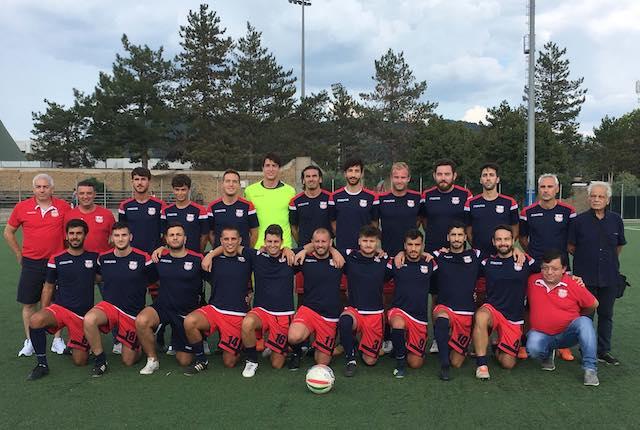 L'Orvieto FC inizia il campionato contro la Virtus Baschi