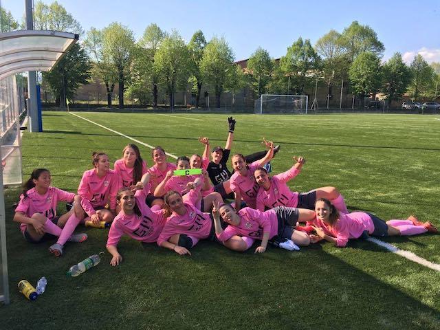 Orvieto FC, prima vittoria per le ragazze del calcio a 11. Big match contro il Ciconia