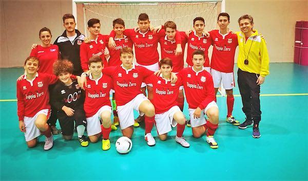 I giovani dell'Orvieto FC chiudono la regular season al primo posto